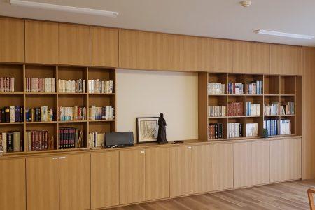 都内西東京・修道院/家具工事 (2019年11月)